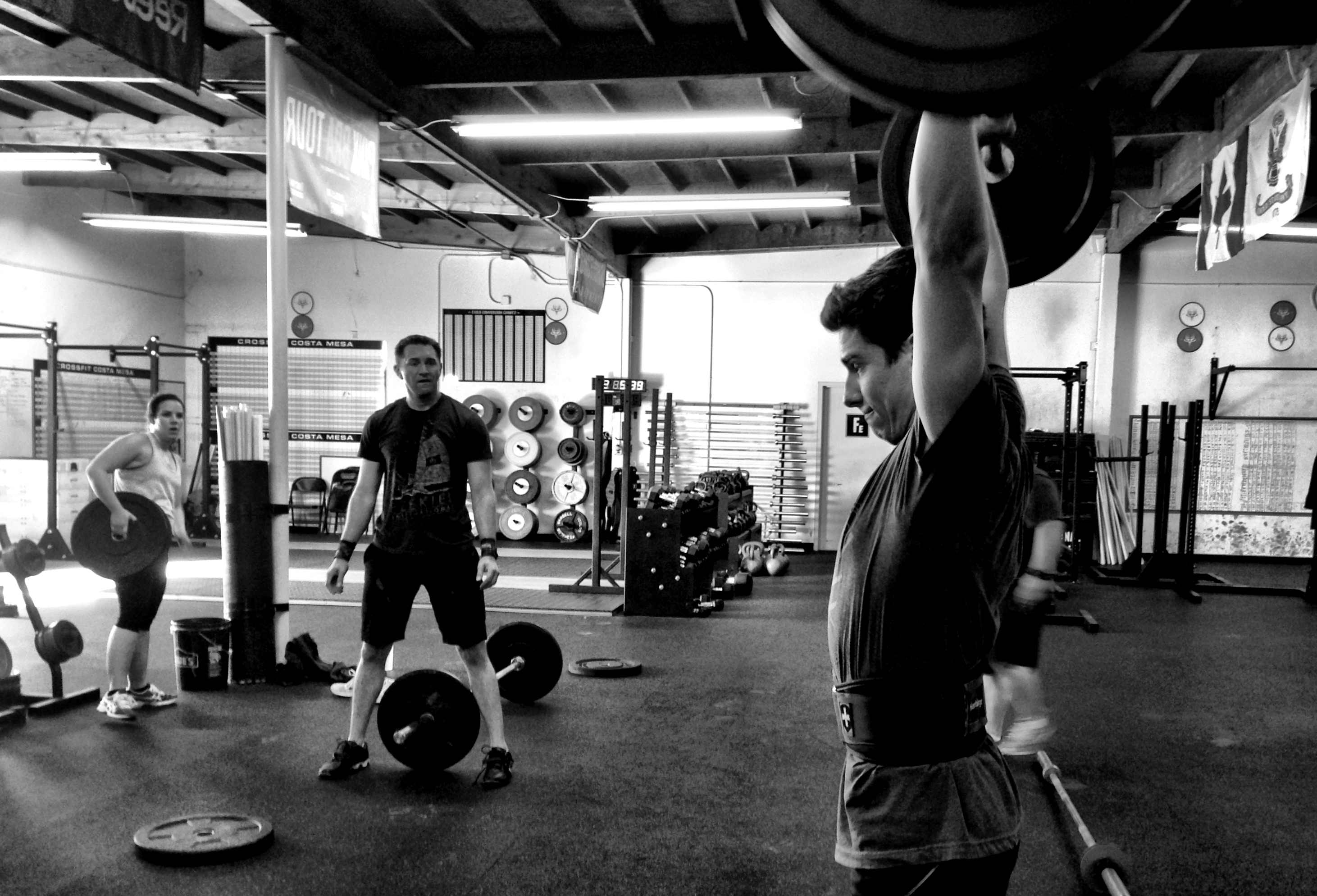 trojan-crossfit-strength-push-press-1RM-1-rep-max-wod-amrap-turkish-get-ups-tgus-kettlebells-burpees-kbs-kettlebell-swings-olympic-lifting-weightlifting-dtlaw-dtla-weightlifting-downtown-la-weightlifting